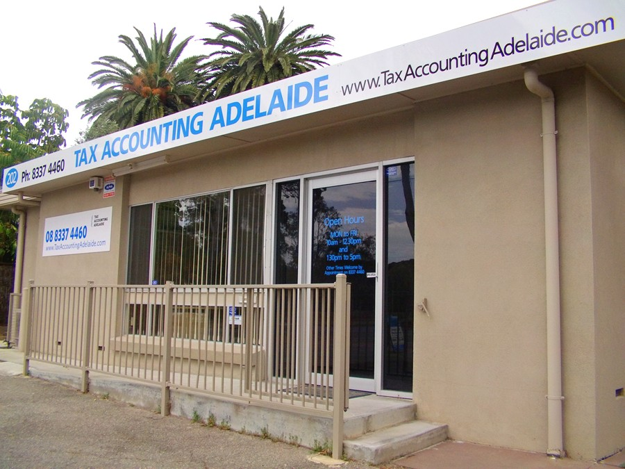 Tax Accounting Adelaide